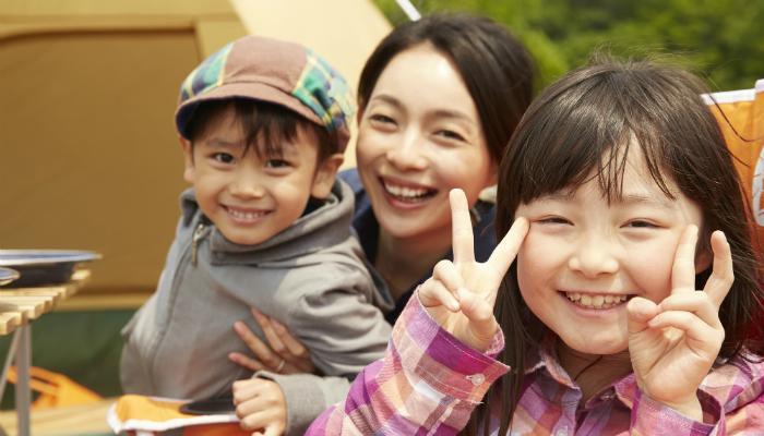 シングルマザーがキャンプを楽しむためのノウハウとは?母子で楽しもう!